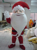 animated movie making - 2016 new hot sale Animated cartoon Santa mascot costume Christmas Santa costume ems