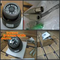Wholesale 3pcs TVL CCD LEDs IR Color vandalproof CCTV Camera from bivictory