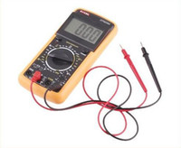 Wholesale Freeshipping AC DC Professional Electric Tester Checker Handheld Digital Multimeter
