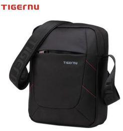 NEW TOP quality Tigernu Authentic Backpack Men's casual shoulder bag man bag Messenger bag small backpack outdoor waterproof bag waterproof