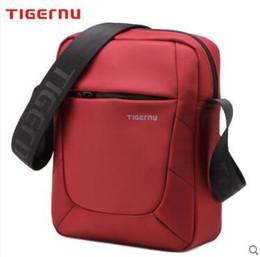 Tigernu Authentic Backpack Men's casual shoulder bag man bag Messenger bag small backpack outdoor waterproof bag waterproof