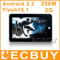 Wholesale 7 inch Android Epad Tablet PC M GB Flash Android Marker Wifi Way G sener ecbuy