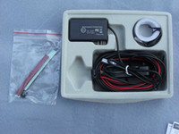 Wholesale car parking sensor with LED buzzer electromagnetic parking sensor parking assistance