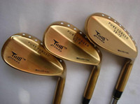 Wholesale golf clubs wedges Grenda D8 wedges gold color degree