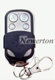 4-Channel Cloning remote control for cars garage doors gate remotes fixed code 433.92MHz