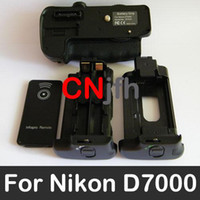 Wholesale New Battery Grip Pack for Nikon D7000 MB D11 MBD11 EN EL15 Hot Sale Vertical Camera Battery Pack