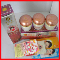 Wholesale yiqi cream Whitening High bottle with pearl essense great care to you skin