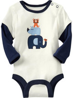 for Spring/Autumn Bodysuit 18 Months Jumping Beans baby rompers onesies baby boys bodysuits jumpers shortalls tees shirts jumpsuits ZW524