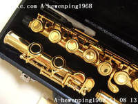 C Alto Yes Wholesale - best YFL 994CH 99 Gold Flute 1887 Made In Japan