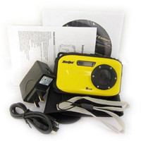 Wholesale Specially Designed Waterproof ShockProof Sports Digital Camera MP with Inch LCD Screen