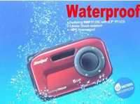 Wholesale Specially Designed Waterproof ShockProof Digital Camera MP with Inch LCD Screen Best Quality