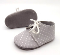 Wholesale italian leather soft sole moccasins oxford baby boy shoes