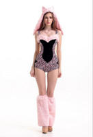 best sexy costumes - Leopard jumpsuits Sexy Cosplay Costumes Superman Uniform Long Sleeve Performance Costumes For Halloween Best Selling