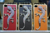 Crystal Bear Back Case Cover for iPhone 4G Bling Moble Phone...
