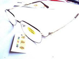 Wholesale 50pcs lo Metal reading glasses cheap reading glasses resin lens metal frame