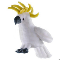 Wholesale Parrot Golf Club Hugger Head Cover Fun Accessory Golfing Golfer Gift Golf Aninimal Head Cover for Fits up to Driver cc