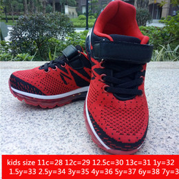 air max 2017 kids red