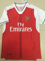 arsenal home jersey - Thai quality A Arsenal home soccer jersey ALEXIS fans version Arsenal OZIL ARTETA WILSHERE Football Shirts