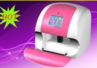50w fake nails - Hotsale Intergrated Desktop Nail Printer Portable inch Touch Screen fake nails