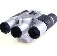 Wholesale 10x25 Zoom Digital Camera Video LCD Telescope Binocular with digital camera M Memory New