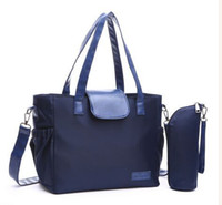 Wholesale Three color for option top sale brand new multifunctional colorful fashion mummy diaper bag on sale