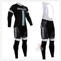 bianchi kit - Bianchi thermal Cycling Clothes bib kits long sleeve bike racing jersey winter Thermal Cycling pants Bicycle fleece Jersey bib tights