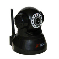 Wholesale CCTV IP camera Wifi Internet PTZ Dual Audio cmos G phone Vandal proof ir LEDs