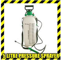 Wholesale 5L GARDEN WEEDKILLER CHEMICAL KNAPSACK PRESSURE SPRAYER