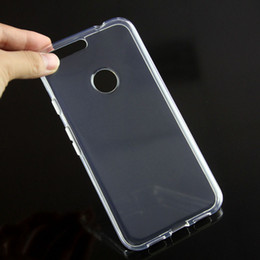 Transparent Clear Soft Gel TPU Case Silicon Cover For Google Pixel 2 XL 2 5X Cases