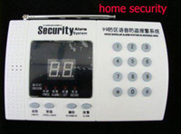 Wholesale mini ring bell Wireless Defense Zone Autodial Wireless Home Security Alarm System