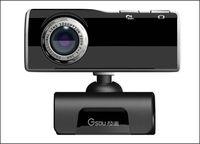 Wholesale Gsou T21 PC Webcam built in Microphone PC Camera Computer Camera