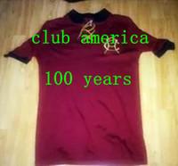 america classic - 100 years club america jersey retro vintage classic thai quality soccer jersey thailand football jerseys soccer jerseys uniforms
