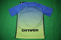 athletic sportswear - Benwon Inter third away green Soccer Jerseys Milan men s thai quality short sleeve football jerseys athletic outdoor sportswear kits