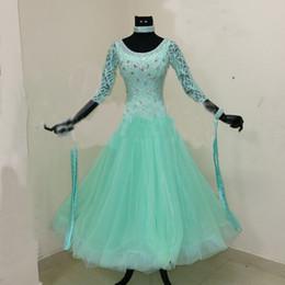 2018 Custom Made New Style!Ballroom Standard Dance Dress,Waltz Competition Dress,Women,Ballroom Dance Dress Dancewear Dance Dress