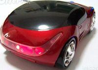 Wholesale Car shape USB Optical Scroll Wheel MOUSE FOR PC Orange new D USB dpi Optical Mouse colourful