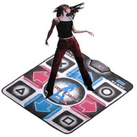 USB Controller pc usb dance mat - Hot Sell Non Slip Dancing Step PC USB Dance Mat Mats Pads Retail