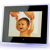 Wholesale 12 quot inch LCD high quality Digital Photo Picture Frame MOVIE MP3 SD make your life convenient