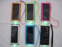 Wholesale Solar Battery Panel Charger For Phone MP3 Mp4 Player PDA