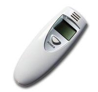 Wholesale Digital Alcohol Breathalyzer alcohol testers breath tester Breath Analyzer LCD H39 white