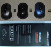 Wholesale BT Bluetooth Wireless Mouse Metres working distance