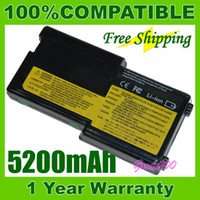 Li-Ion 8 IBM Replacement Laptop Battery For IBM ThinkPad R32 R40 02K7052 02K7053 02K7054 02K7055 02K7056 02K7058