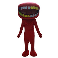animated mouths - The mouth mascot costume fancy dress Interesting clothing Animated characters for part and Holiday celebrations