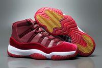 anthony b - High Quality RETRO Velvet Heiress Basketball Shoes Mens Kids Anthony Hamilton Chocolate Sports Sneakers