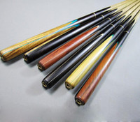 Wholesale freeshipping cue North American upper amp ASH wood sticks Pool Cue