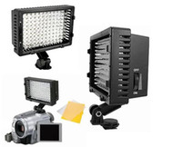 Wholesale CN LED Video Light for Camera DV Camcorder Lighting K amp Retail Package New