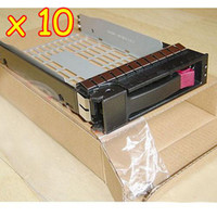 Wholesale 10pcs quot SATA SAS HDD Hard Drive Tray Caddy Server Components HP New In Retail Box