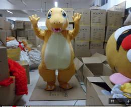 Charmander Anime Manga Jeu vidéo japonais Pikachu Mascot Costume Fancy Dress à partir de jeux vidéo japonais fournisseurs