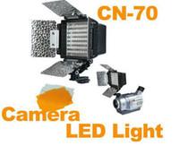 LED Lighting LED Lamp For Camear  CN-70 LED Light LED Lamp For Camear Video Camcorder DV DC Camera LED Light Video Camcorder DV Lamp