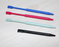 Wholesale Retractable plastic stylus pen for nintendo ds Battlefield