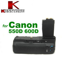 Wholesale Battery Grip For DSLR Camera EOS D Rebel T2i D BG Vertical Shooting Professional Edition